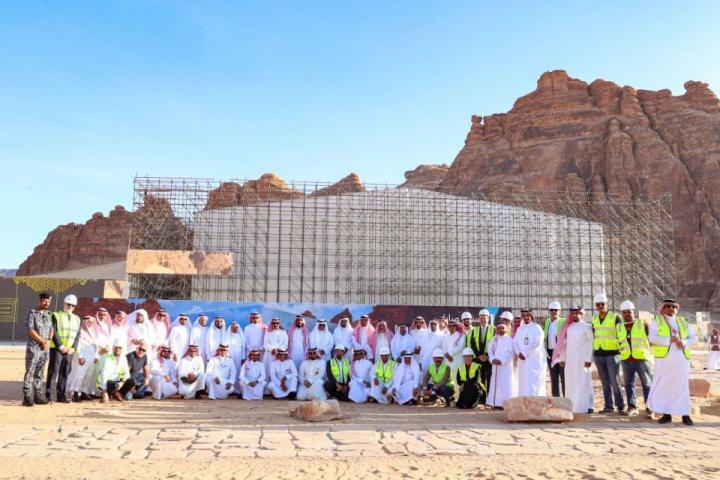 Al Ula, Saudi arabia, Prince Abdulmajeed Bin Abdulaziz Airport