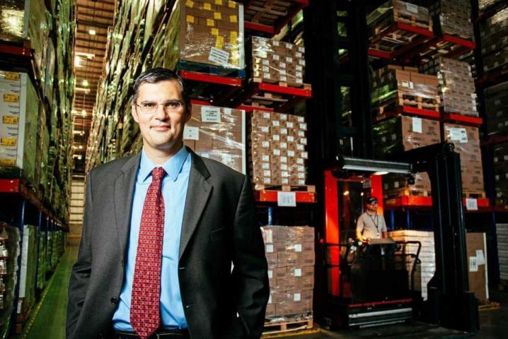 Tarek Sultan, Agility vice chairman and CEO
