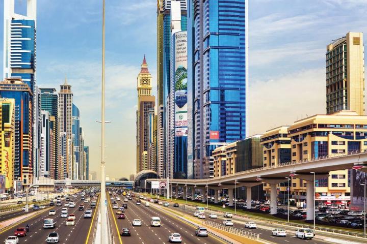 Dubai, Roads, Motorists, Drivers, Fines, RTA