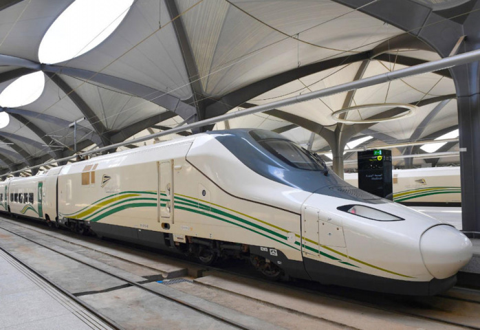 Haramain Express, Fire, Saudi arabia