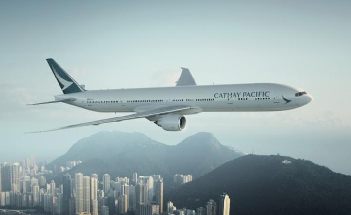 Hong Kong, Protests, Cathay pacific