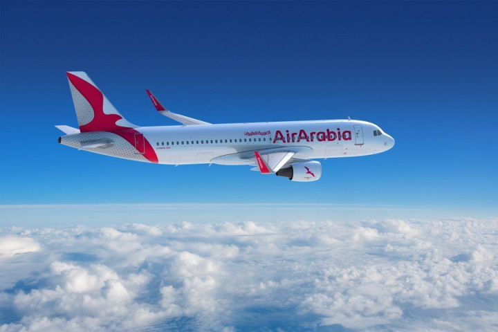 Air arabia, A321, Budget airline, Low cost carrier