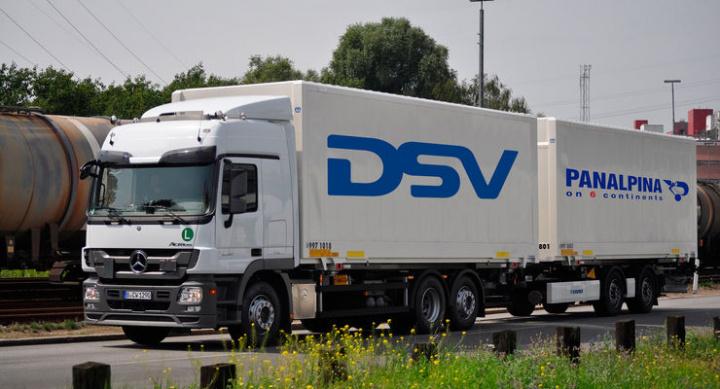 Dsv, Panalpina, Logistics, Merger