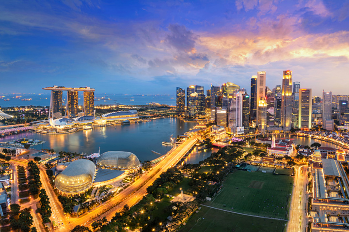 Singapore, Infrastructure, Transport, Logistics