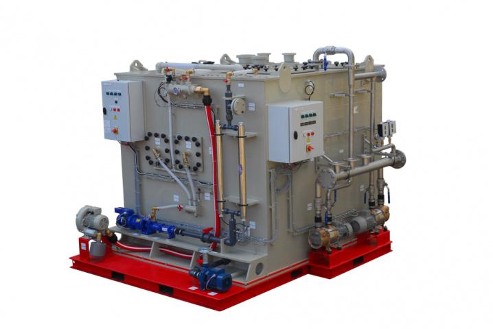 ACO Marine, Wastewater treatment, Maritime