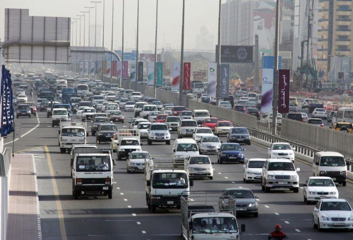 Roads, Uae, Deaths, Accidents
