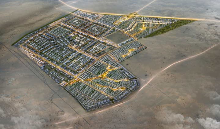 Khazaen Economic City, Oman, Logistics hub, Dry port