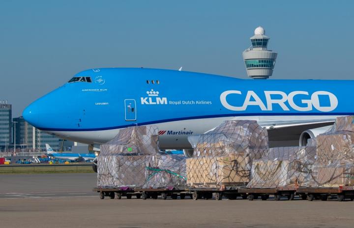 Air france klm, K+N, Kuehne + nagel, Air cargo