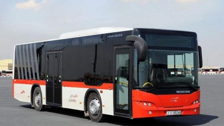 Dubai, RTA, Bus