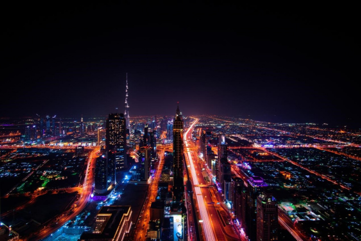 Posttag, Geolocation, Technology, Dubai