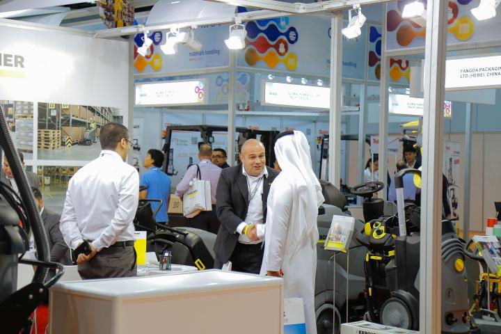 Mhe, Materials Handling, Middle east, Dubai, Logistics