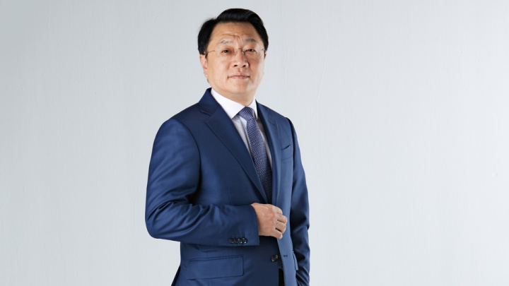 China State Construction Engineering Corporation Middle East (CSCEC ME) CEO Yu Tao