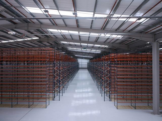 BS Handling, ASOS, Warehouse, Mhe