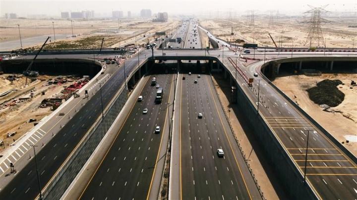 Roads, RTA, Dubai, Infrastructure