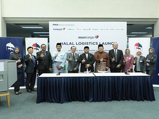 MAB Kargo, Malaysian Airlines, Halal, Air cargo