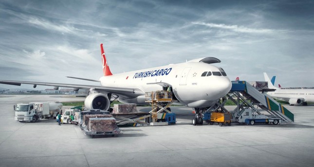 Turkish Airlines, Air cargo, Vehicles
