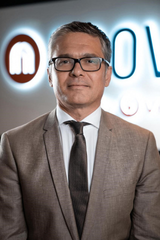 In the Middle East, Renaud Capris will support adoption of Hubgrade 4.0, Enova's dedicated energy and performance space for its energy, technical, and performance solutions