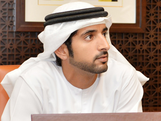 HH Shaikh Hamdan Bin Mohammad Bin Rashid Al Maktoum, Crown Prince of Dubai and Chairman of Dubai Executive Council.