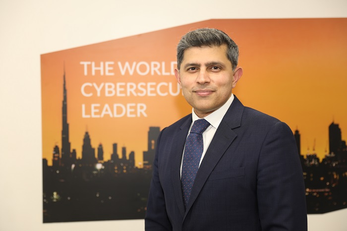 Haider Pasha, senior director and chief security officer, EMER, Palo Alto Networks