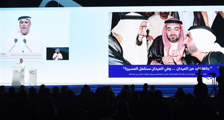 HE Mattar Al Tayer was speaking during the key session of the World Road Congress 2019 in Abu Dhabi.