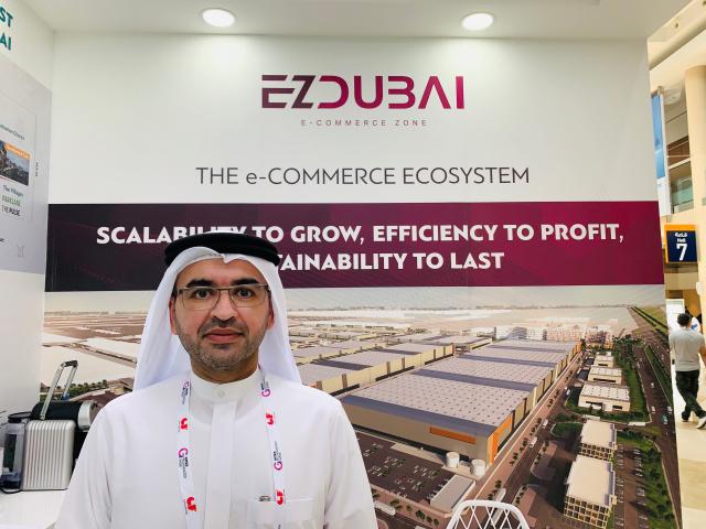 Shoaib Al Rahimi, vice president, Business Park at Dubai South