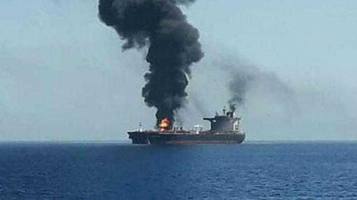 Oil tanker, Iran, Attack, Saudi arabia, Red sea