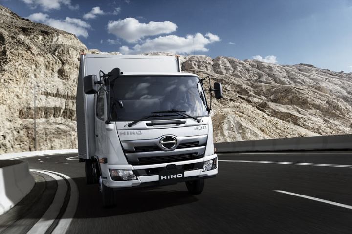 Hino, Trucks, Toyota, Commercial vehicles