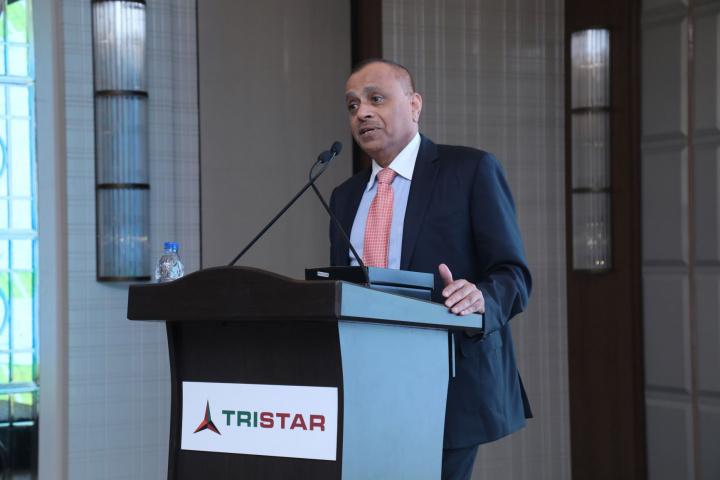 Tristar Group CEO, Eugene Mayne