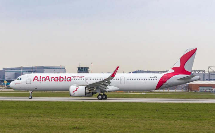 Air arabia, Airline, Boeing, 737 Max, Airbus