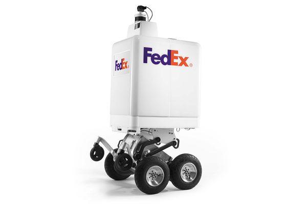 Fedex, Last mile, Roxo, E-commerce