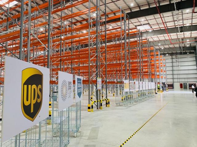 Ups, Expo, 2020, Warehouse, Dubai south