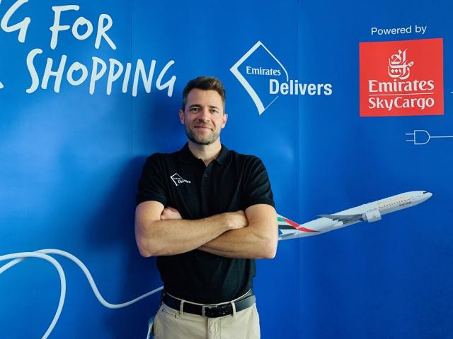Emirates skycargo, Emirates Delivers, E-commerce