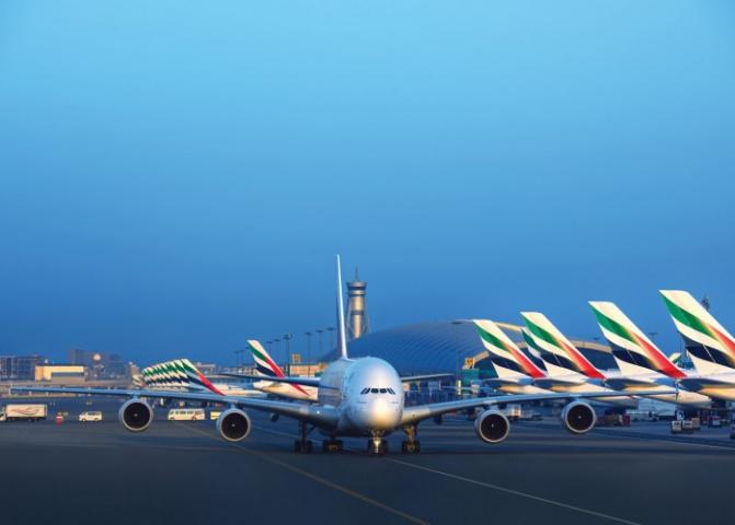 Emirates, Emiratisation, Airline