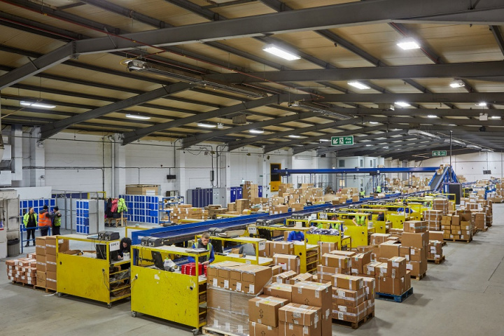BS Handling Systems, Warehouse, Materials Handling