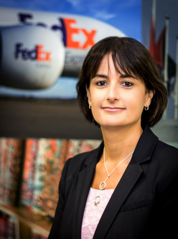 Fedex express, Female, Women, Diversity, Uae