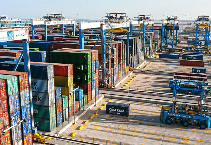 Dp world, Asia, Logistics, Transport, Container, Shipping