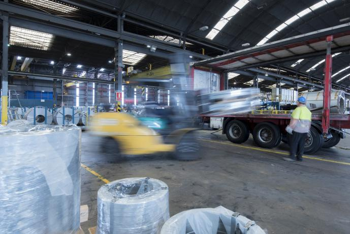 ThyssenKrupp, Materials Handling, Digitalisation