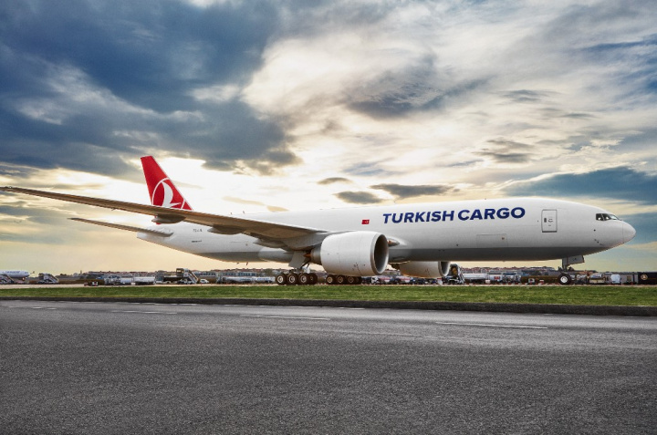 Turkish cargo, Air cargo, Turkey