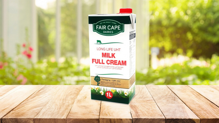 SIG Combibloc Obeikan, Fair Cape Dairies, Packaging, Food packaging