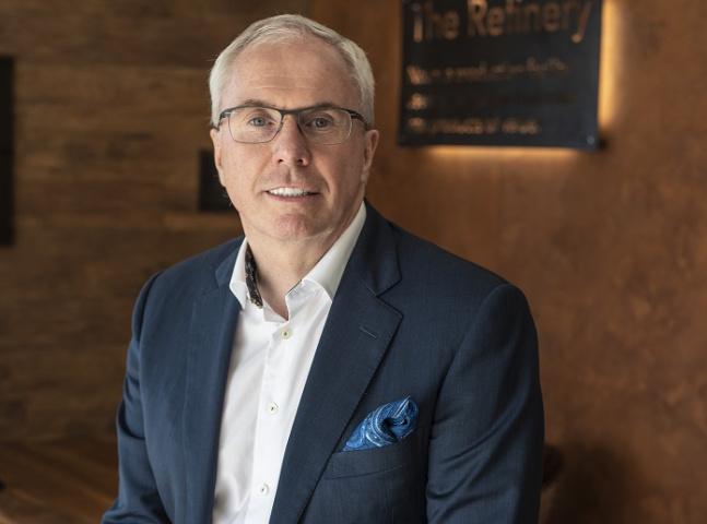 EMS CEO Keith Austin