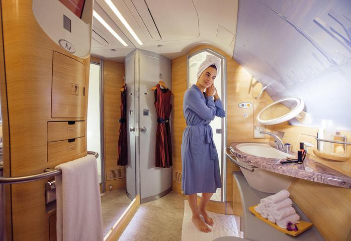 Emirates, Uk, Dubai