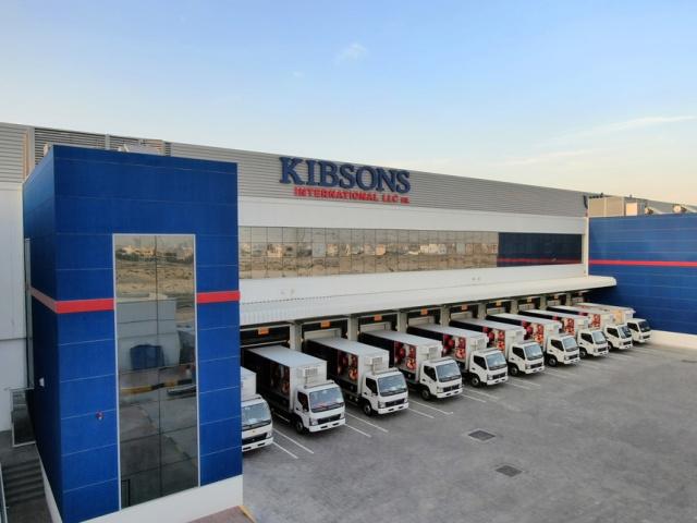 Kibsons, Warehouse, Dubai