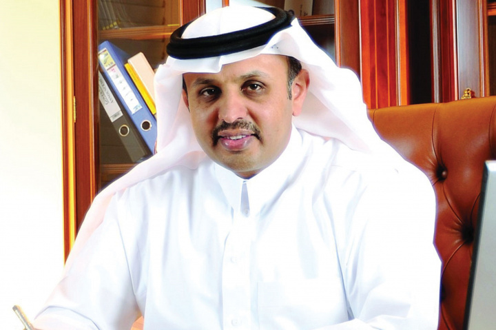 Chairman of the Public Transport Authority Dr. Rumaih Al-Rumaih