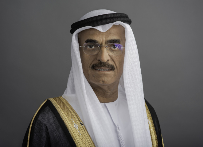 H.E. Dr. Abdullah Belhaif Al Nuaimi, Ministry of Infrastructure Development Chairman of the Federal Transport Authority – Land & Maritime