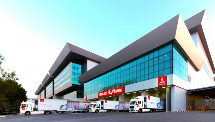 Emirates, Skycargo, Air cargo, Pharma logistics