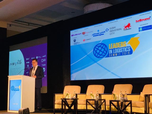 Leaders in logistics, Conference, Logistics, Dubai