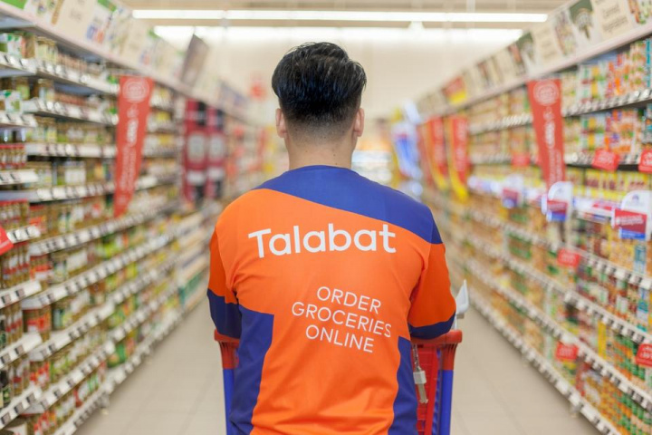 Talabat, Delivery, Food, Pharma, Dubai