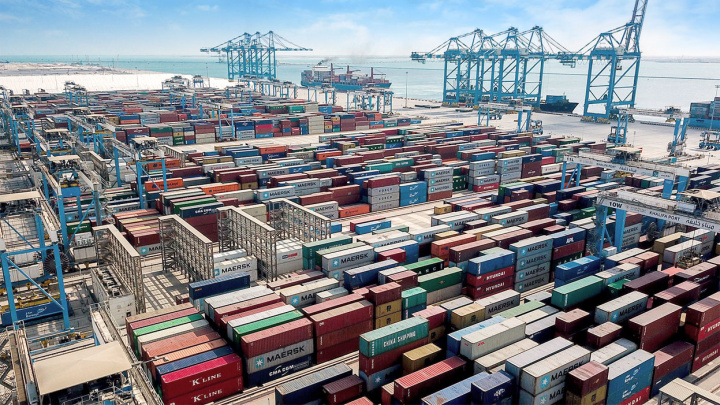 Abu Dhabi Ports has record-breaking year.