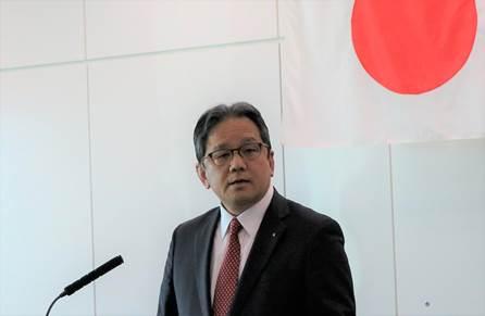 Yukikazu Myochin, President & CEO
