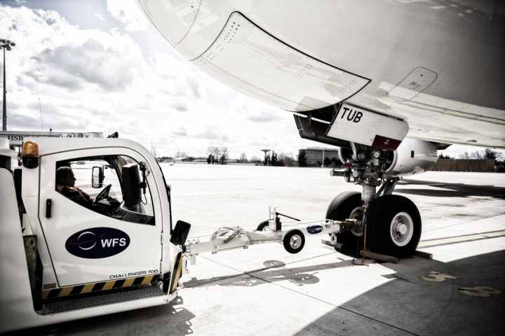 WFS now also provides ramp, passenger services and aircraft de-icing for Ethiopian Airlines.